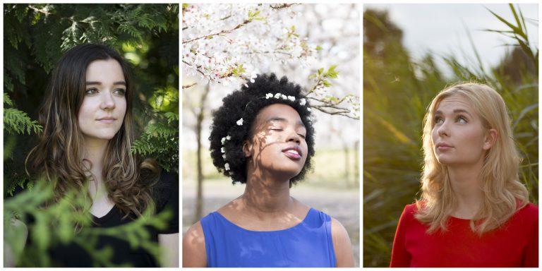 Huiswerkopdracht School voor Fotografie, vrije serie botanical dreams