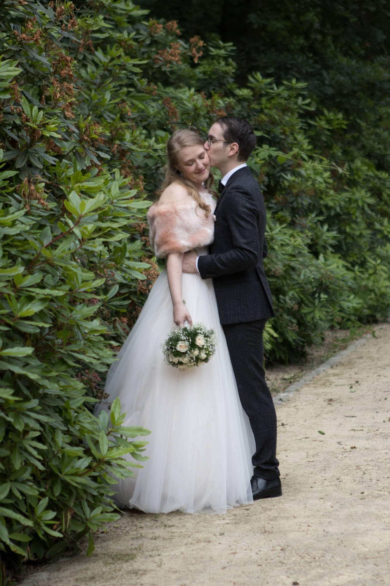 Bruidsreportage Karolien en Kenny