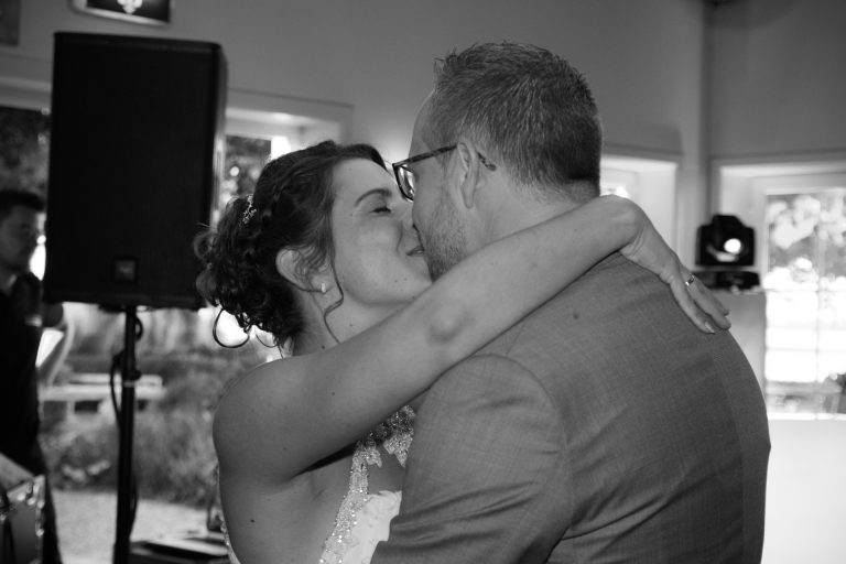 Bruiloft Kevin en Denise openingsdans