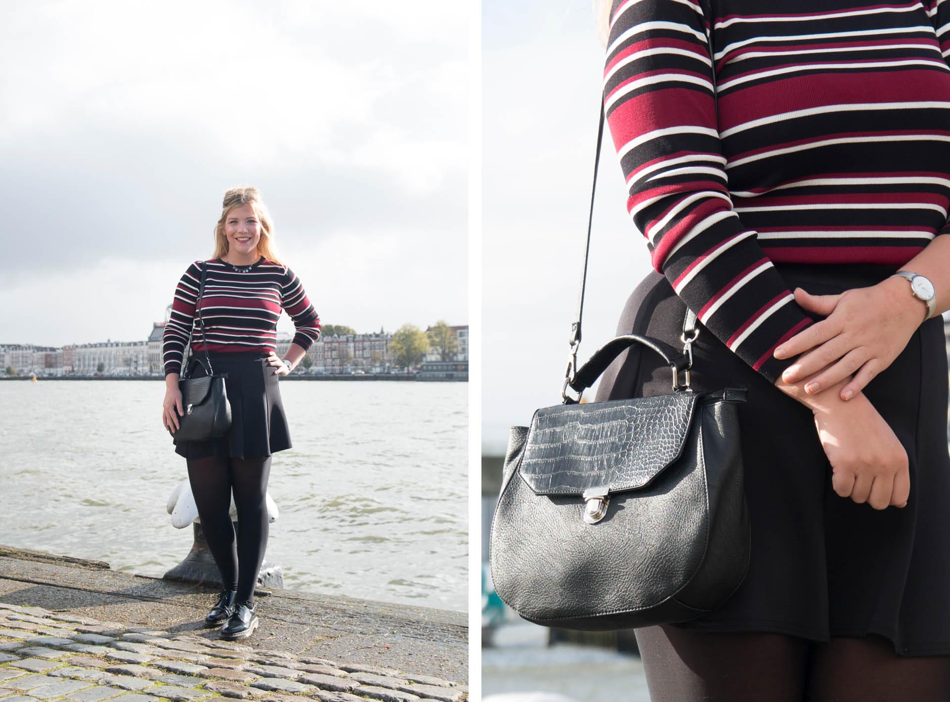 blogger Evelien in Rotterdam