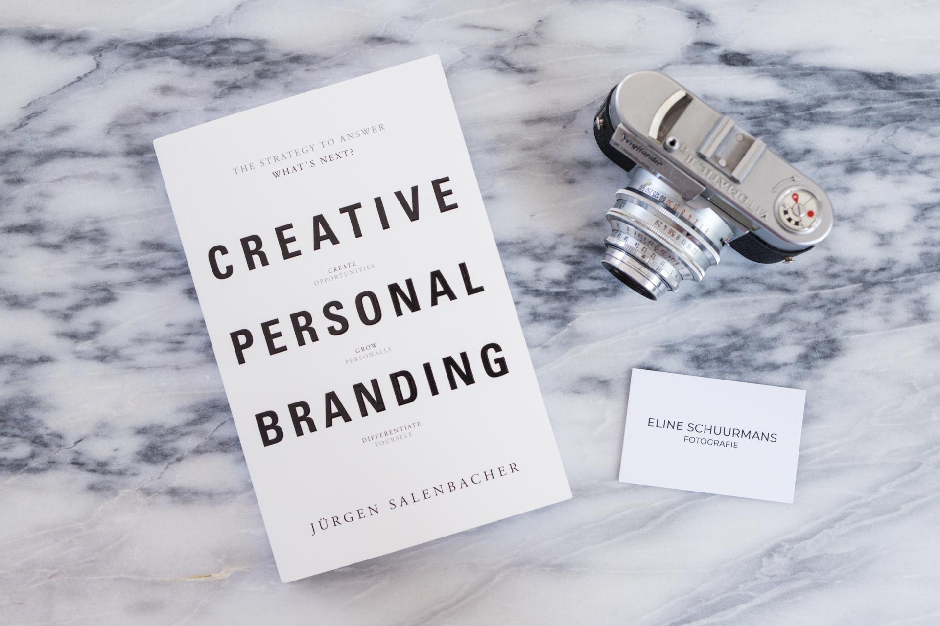 Boekreview: Creative Personal Branding
