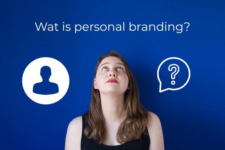 Wat is personal branding?