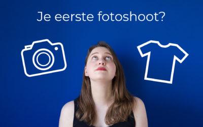 5 Tips om van je eerste fotoshoot een succes te maken